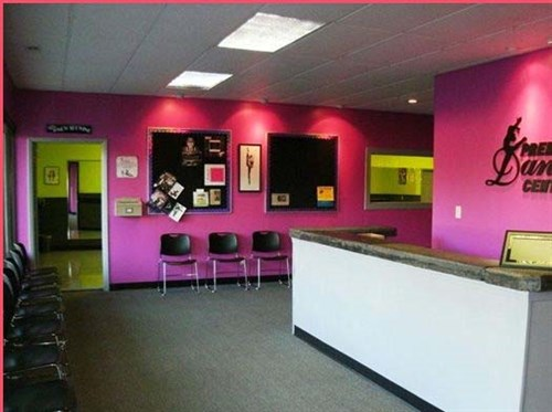 Great Dance Studio Designs